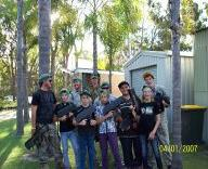 Group Photo at Sporting Shooters